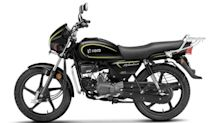 Hero Splendor+ Black and Accent motorbike launched at Rs. 64,500
