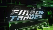 Final Trades: Merck, MasterCard & SmallCaps
