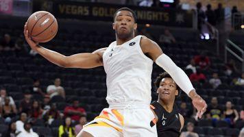 Quite a leap: Duke recruit jumps higher than Zion