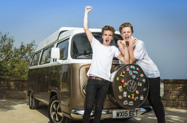 The BBC is making a feature film starring British YouTubers
