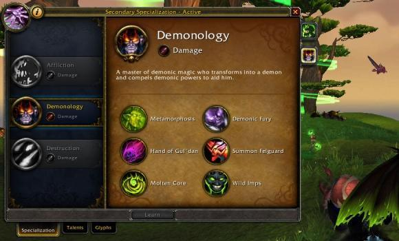 Blood Pact: Demonology 101 at 90 in the end of Mists
