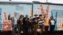 Toms travels cross-country to advocate for gun safety