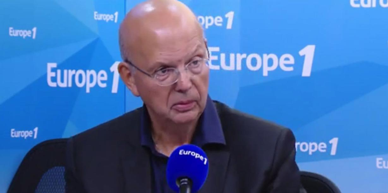 L'historien et conseiller politique Patrick Buisson est l'invité d'Europe 1 mercredi à 8h15