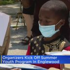Organizers Kick Off Summer Youth Program In Englewood