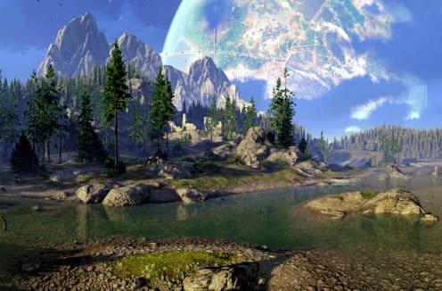 Skyforge releases new screenshots of Dankit Island