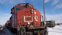 CN Rail notches record grain movement for March as it clears blockade backlog