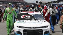 NASCAR focused on playoffs upon return to Talladega