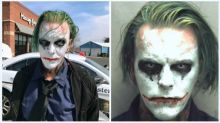 Police arrest Virginia man dressed as 'The Joker'
