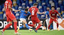 Il Napoli inizia male la nuova avventura in Europa. L'AZ Alkmaar sbanca il San Paolo