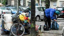 Verwahrlosung: Marheinekeplatz wird von Süchtigen und Obdachlosen dominiert
