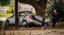 Man 'intentionally' rammed car into Prius full of teens, killing 3, police say