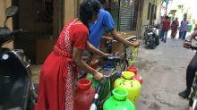 QChennai: Govt to Get Water via Train, Nadigar Sangam Polls Held