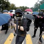 Suspend Hong Kong status in event of China crackdown: U.S. commission