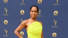 Kim Kardashian seemingly inspires the boldest Emmys trend