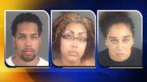 3 people arrested on human trafficking charges in Fayetteville