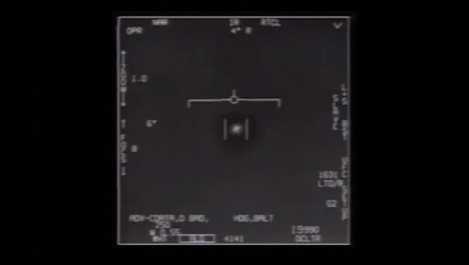 The Pentagon has officially released UFO footage