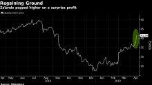 Zalando Gains on German Online Retailer's Unexpected Profit