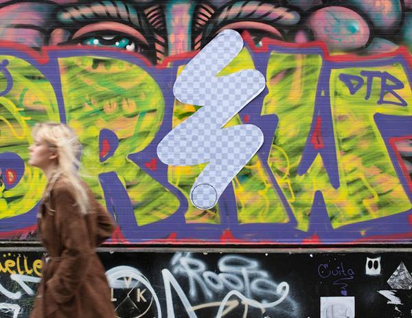 Street Eraser: Photoshop-Radiergummi macht sich über Stadtoberflächen her