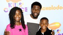 Kevin Hart Is 'Mad' That His 12-Year-Old Daughter Is Talking to Him About Boys