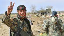 Detained jihadists are ticking bomb, Syria Kurds warn