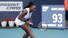 Serena Williams, Naomi Osaka win opening matches in Miami