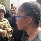 Video Of Keke Palmer Urging Armed National Guard To 'March With Us' Goes Viral