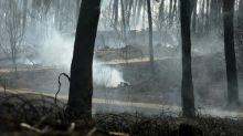 """Incendie d'Anglet: le feu serait d'""""origine humaine"""", selon les premières constatations"""