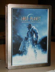 Play Breakout, win Lost Planet from GTR