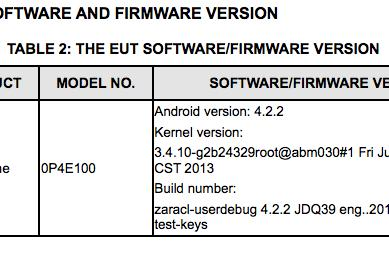 HTC Desire 601 shows up at the FCC, likely headed to Sprint or Virgin Mobile