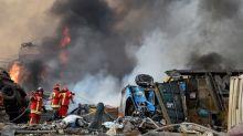 El presidente libanés moviliza al Ejército para las zonas afectadas por las explosión