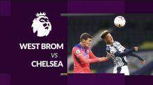 MOTION GRAFIS: Statistik Liga Inggris, Chelsea Mendominasi tapi Ditahan West Bromwich 3-3