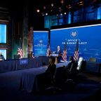 Joe Biden Urges Covid-19 Relief As He Unveils Diverse Economic Team; Quips About Need For Lin-Manuel Miranda Musical About Treasury Nominee Janet Yellen
