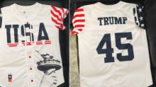 High school principal ousted after asking student to remove Trump jersey: 'You've got to respect your president'