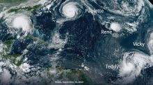 Hurricane season takes a breather, but activity could ramp up again in October