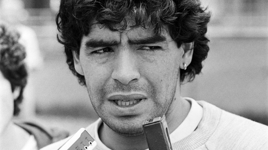 Diego Maradona played and lived with abandon