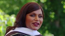 Mindy Kaling Shares Her Fears About Being a Single Mom During Dartmouth Commencement Speech