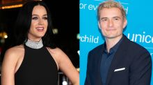 Katy Perry and Orlando Bloom Make Music Together