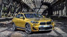 BMW's X2 is a strong CUV contender, but don't call it a hatchback