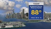 CBSMiami.com Weather 6/11/15 9 AM