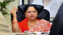 Vasundhara Raje conferred with 'Chief Minister of the Year' award