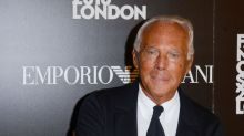 Giorgio Armani is giving British fashion students a once-in-a-lifetime opportunity