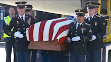 Remains of Missing WWII Pilot Returned Family in Utah