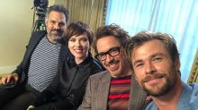 The best off-screen BFF moments with 'The Avengers' cast