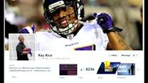 Ray Rice Facebook impostor trying to lure girls