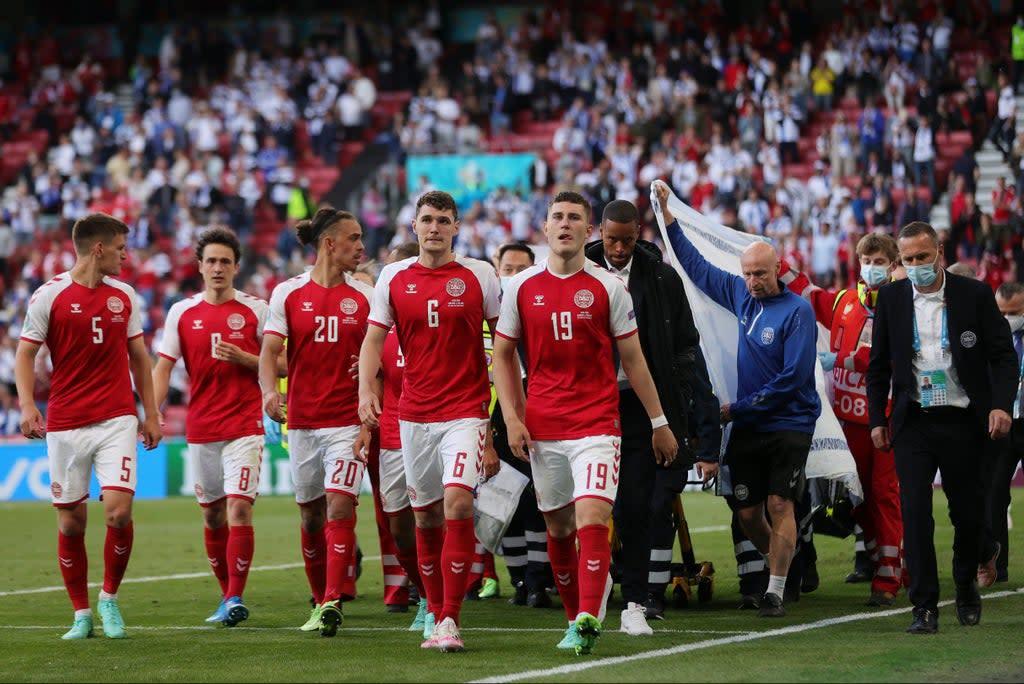 Christian Eriksen latest: Denmark team doctor confirms ...