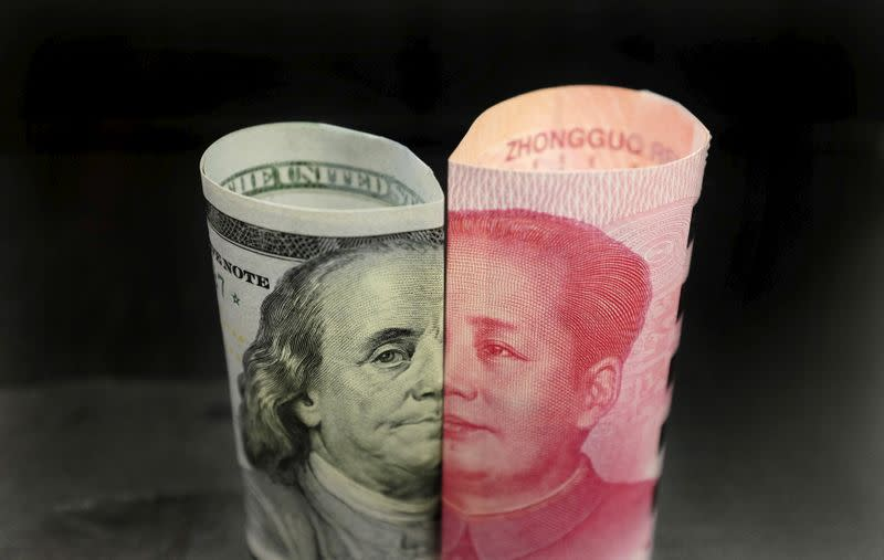 U.S. Treasury removes designation of China as currency manipulator