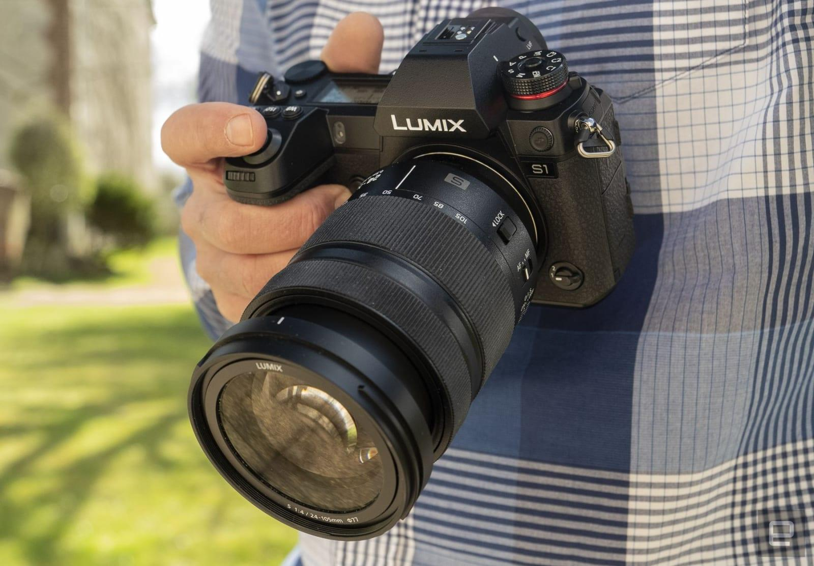 Panasonic S1 review: A perfect camera, except for its autofocus system