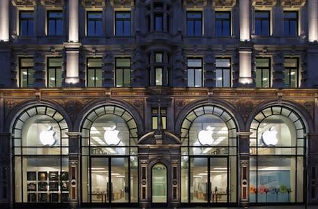 Apple made £68 million in the UK last year, paid £0 corporation tax
