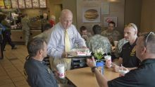 Chick-fil-A boosts sales, and hospitality, with electronic butler bell