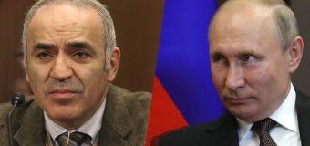 Kasparov on Putin's meddling: 'I told you so'